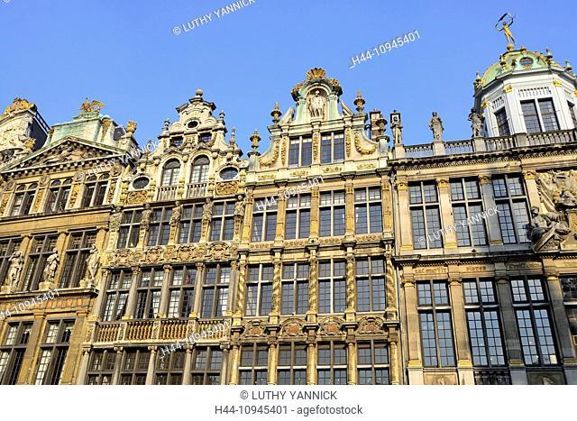 Belgian, Belgium, Brussels, bruxelles, Europe, grand place, grote markt, western Europe