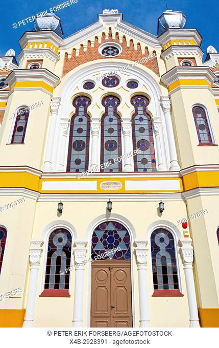 Orthodox synagogue, Oradea, Bihor county, Romania