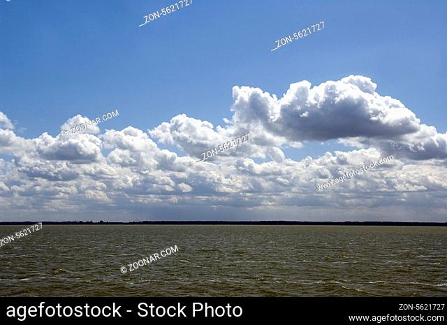 Boddenlandschaft Mecklenburg-Vorpommern, Landschaft
