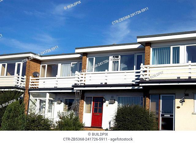Affordable housing, England, UK