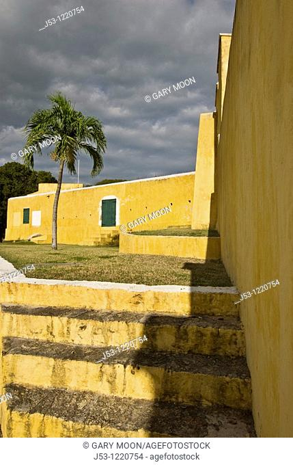Fort Christiansvaern, Christiansted National Historic Site, St Croix, US Virgin Islands