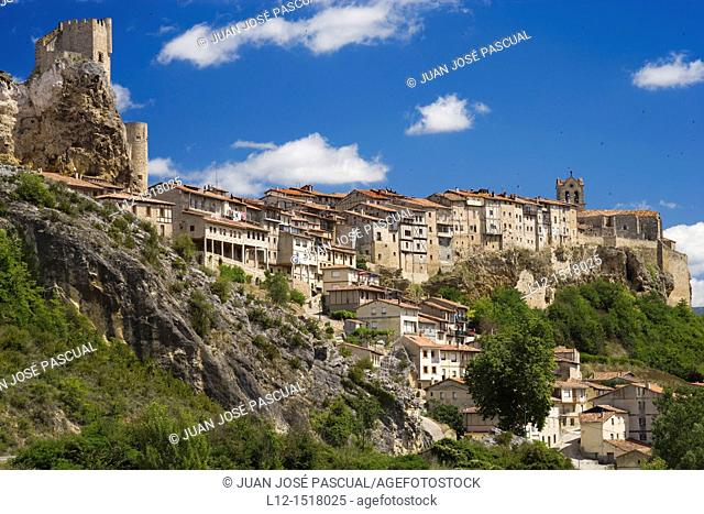 Frias, Burgos province, Castille-Leon, Spain