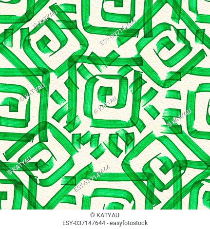 Hand painted background. Abstract hand drawing pattern. Marker strokes