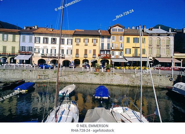 Cannobio, Lake Maggiore, Italy
