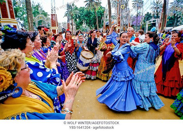 Feria at Jerez