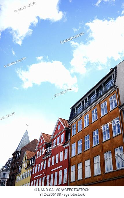 Nyhavn (literally: New Harbour), 17th-century waterfront, canal and entertainment district in Copenhagen, Denmark