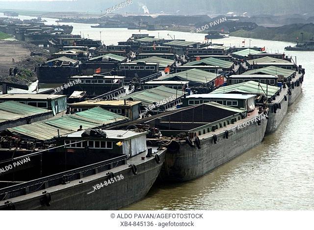 Grand Canal of China, Jining, Shandong province, China