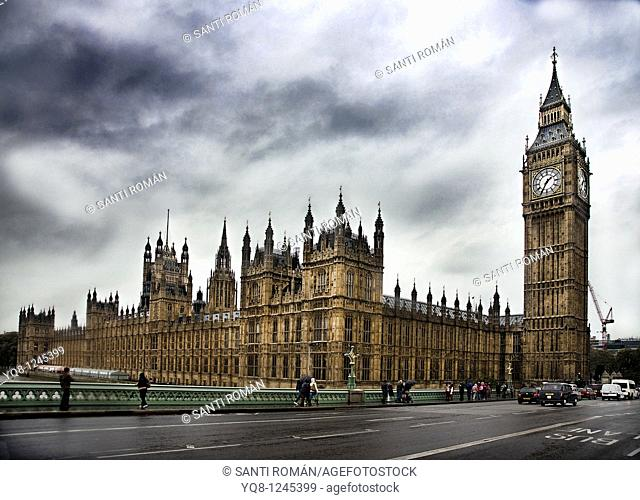 Big Ben,London,England,United kingdom, Europe