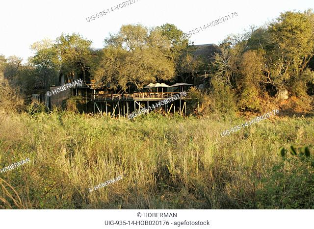 Singita Private Safari Lodge, Ebony Lodge, Sabi Sands, Sabi Sabi, Greater Kruger National Park, Mpumalanga, South Africa, Africa