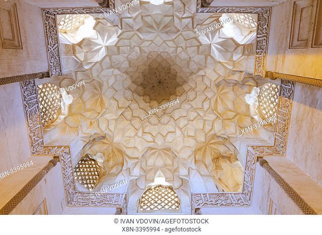 Shrine Complex of Abd al Samad, Jameh Mosque, 1304, Natanz, Natanz County, Isfahan Province, Iran