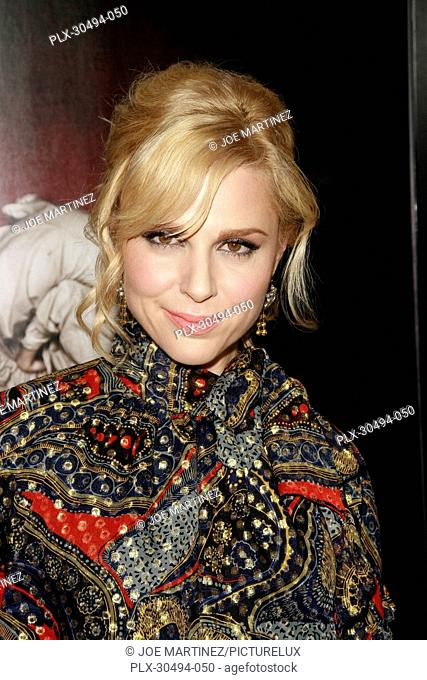 Cara Buono Premiere Screen Stock Photos And Images Age Fotostock