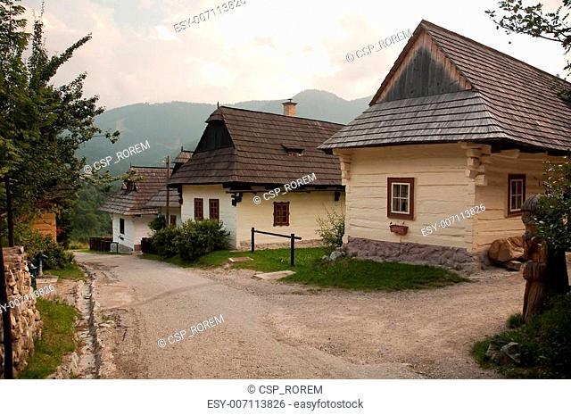 Vlkolinec - UNESCO Heritage