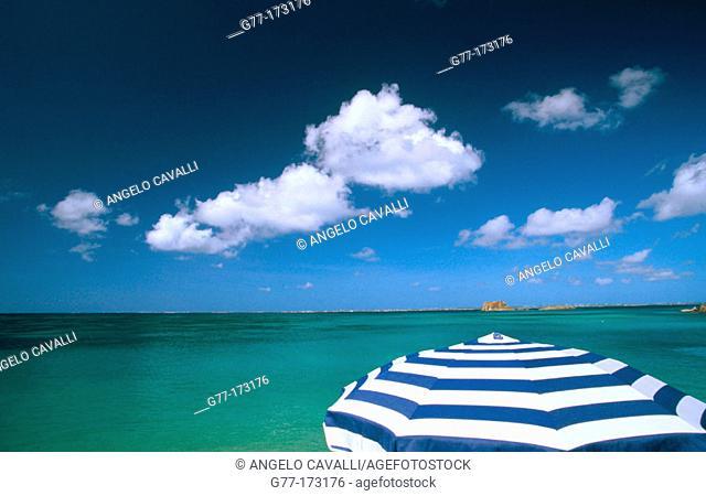 Sint Maarten. Caribbean