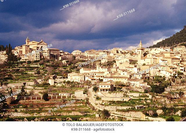 Valldemosa. Majorca, Balearic Islands. Spain