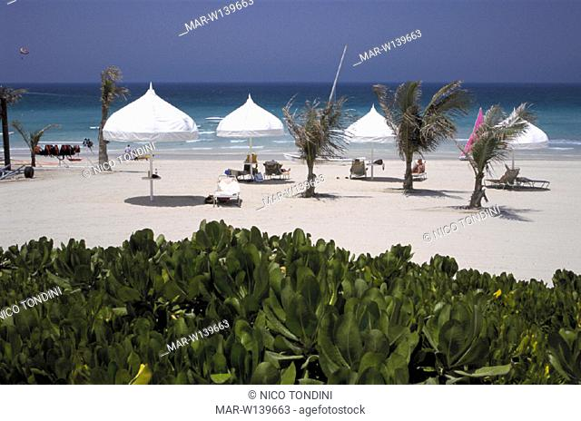 united emirates, dubai, jumeira beach
