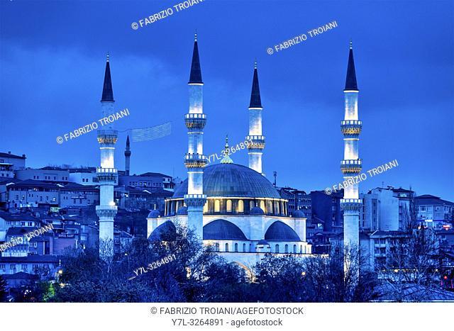 Melike Hatun Mosque, Ankara, Turkey