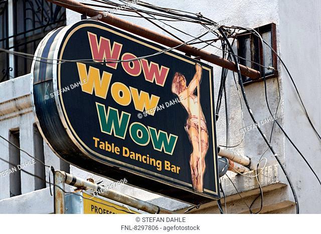 Table-Dance-Bar, Manila, Luzon, Makati City, Philippines, Asia