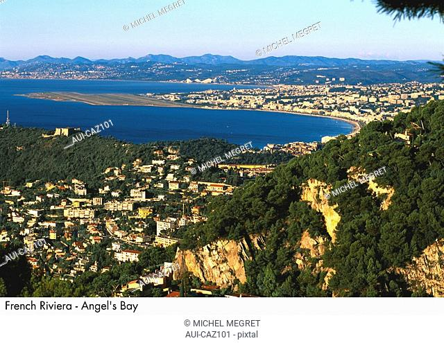 French Riviera - Angel's Bay