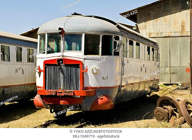 Littorina, Eritrean railways, From Asmara to Massawa, Eritrea