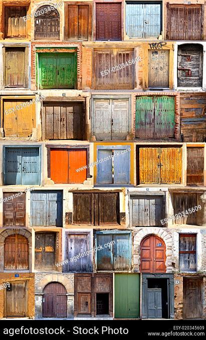 Doors set