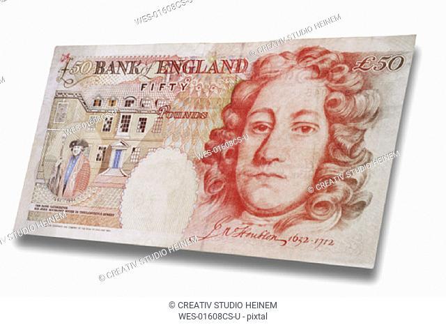 50 British Pound