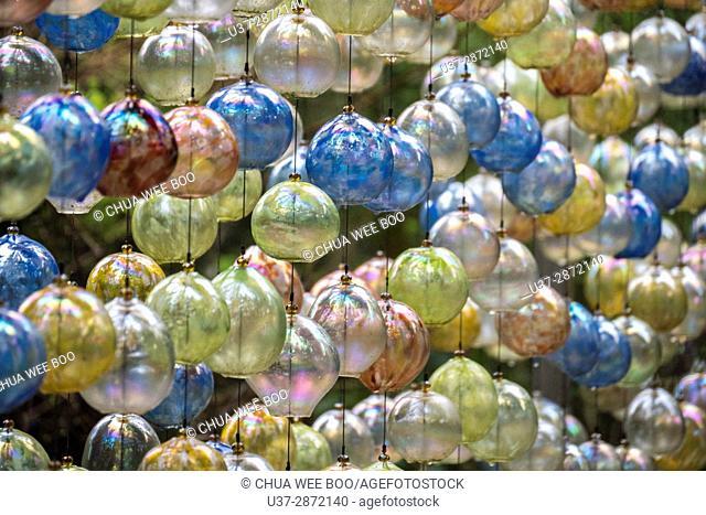 Jeju Glass Art Theme Park, Korea