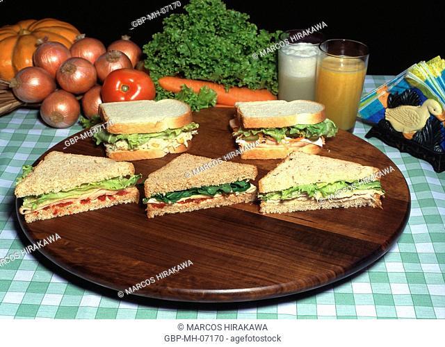 Food, Sandwiches