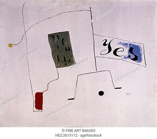 Composition. Artist: (*1950)