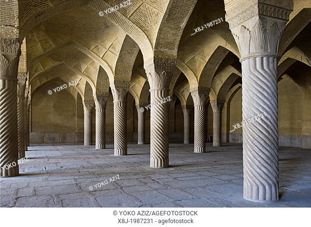 Iran, Shiraz, Vakil mosque