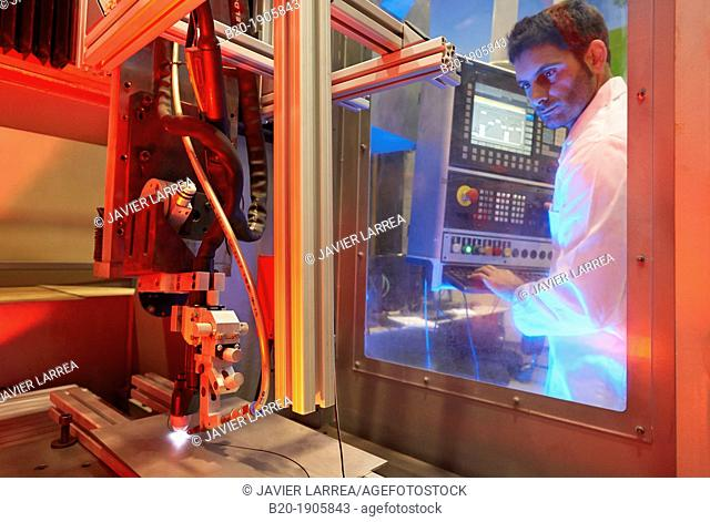 Profuture  Tracking artificial joint by joint arc welding process  Manufacture by filler material assisted by plasma welding  Industry  Tecnalia Research &...