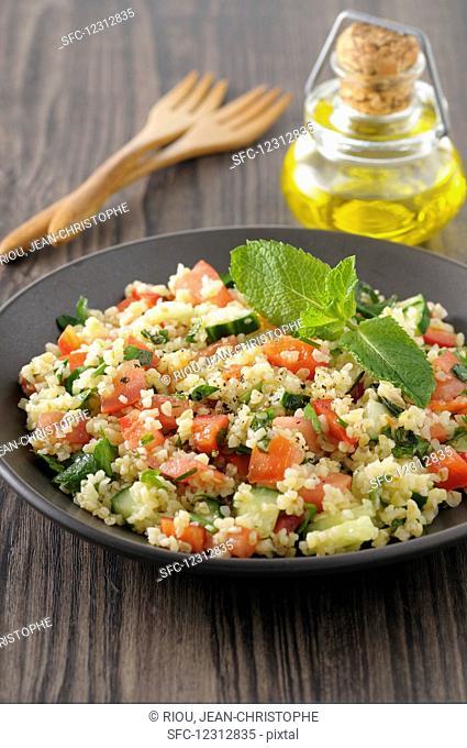 Tabouli (bulgur salad, Lebanon)