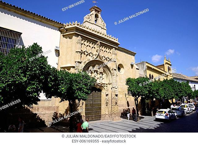 Home Episcopial Palacio de Córdoba, Andalucía, Spain