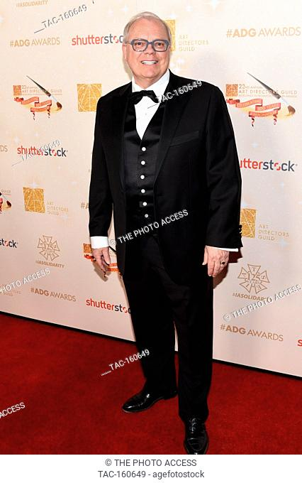John Shaffner attends the 22nd Art Directors Guild's Excellence In Production Design Awards Hollywood & Highland Center at The Dolby Ballroom in Hollywood<...