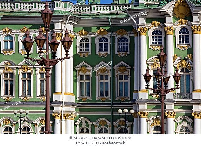 Hermitage Museum  St  Petersburg  Russia