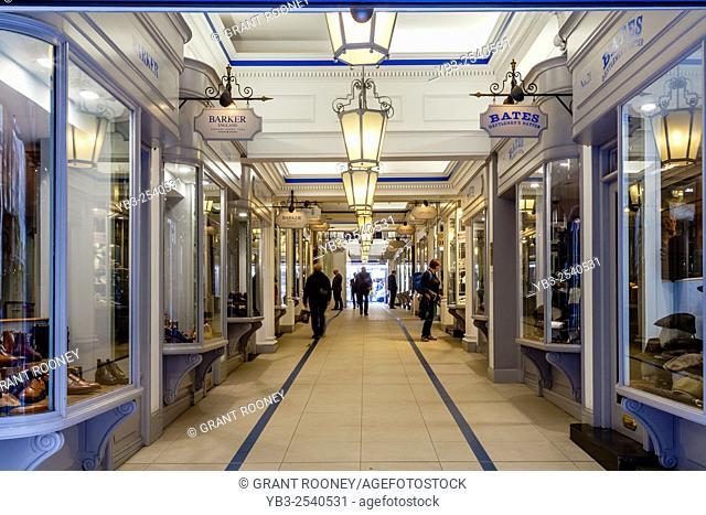 Princes Arcade, Piccadilly, London, UK