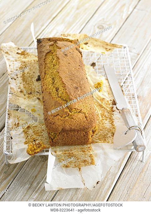 cake de zanahoria / carrot cake