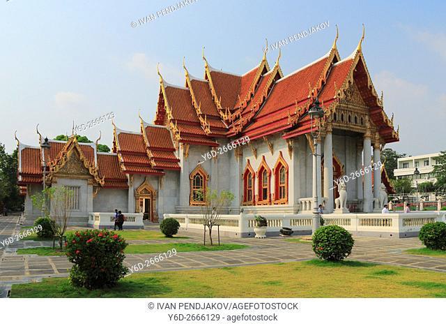 Wat Benchamabophit, Bangkok, Thailand