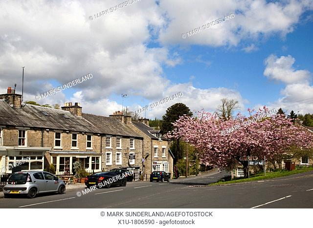 Middleton in Teesdale County Durham England