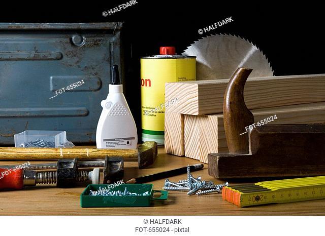 Carpentry equipment