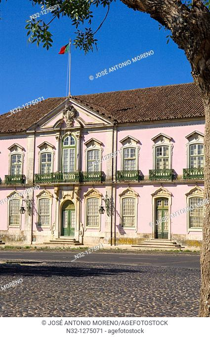 Queluz, Queluz National Palace , Lisbon Portugal, Europe
