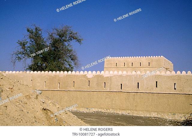 Dubai UAE Hatta Fort