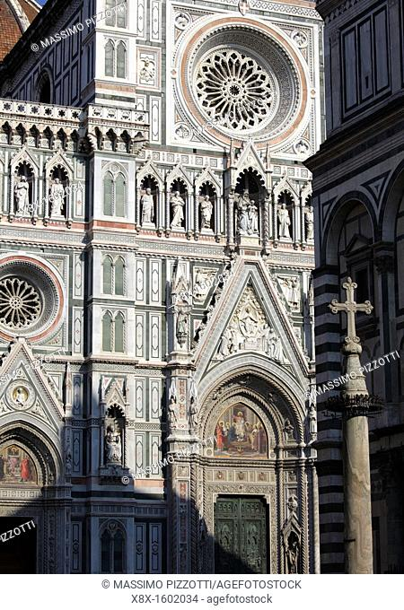 The Duomo of Santa Maria del Fiore, Florence, Italy