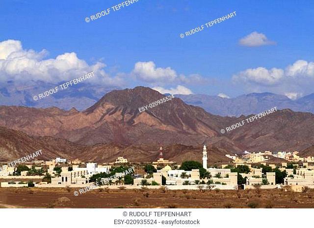 Omani city