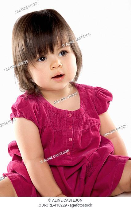 Babygirl portrait