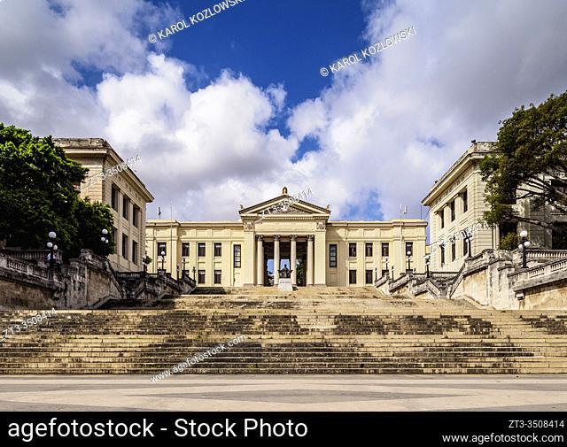 University of Havana, Vedado, Havana, La Habana Province, Cuba