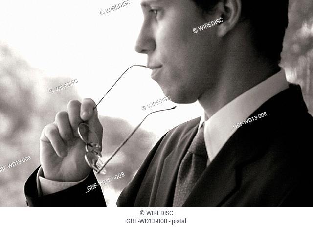 Businesseman, man executive, Brazil