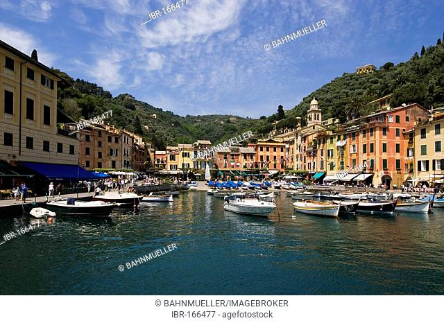 Portofino Riviera di Levante Liguria Italy