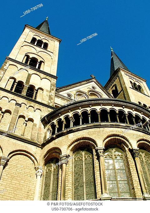 Basilica Saint Martin, Bonn, Germany, 2007