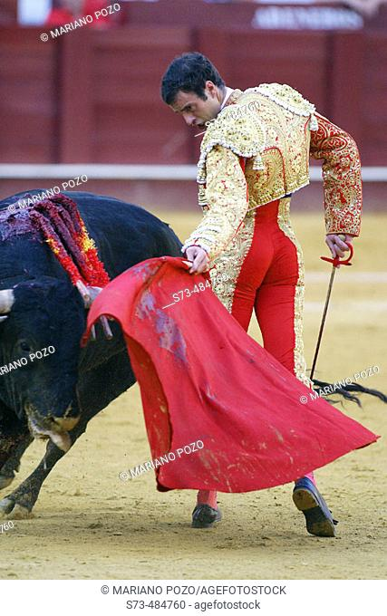 Bullfighter Finito de Cordoba