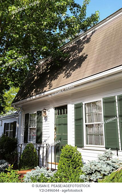 A home in Edgartown, Martha's Vineyard, Massachusetts, United States